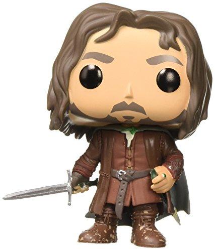 Figurine - Funko Pop - Seigneur des Anneaux - Aragorn