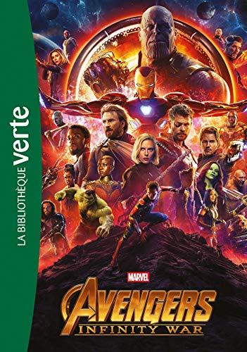 Marvel roman du film bibliothèque verte
