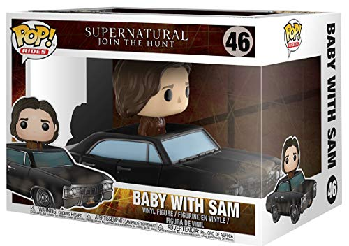 Figurine Pop - Baby with Sam - Supernatural - Neuf
