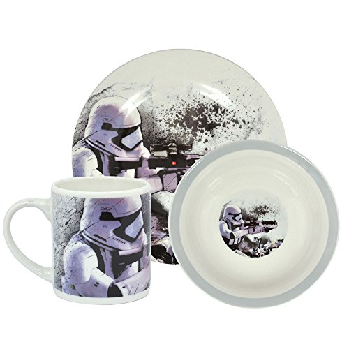 Star Wars Episode VII - Set petit-déjeuner Troopers