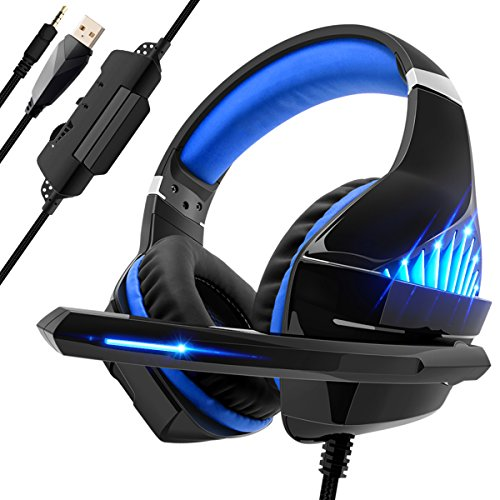 Beexcellent casque gaming camouflage