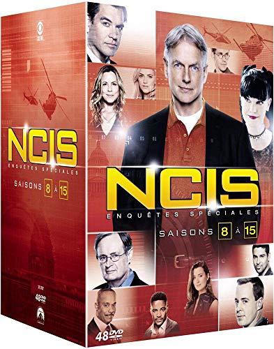 Coffret intégral saisons 8 à 15 NCIS DVD
