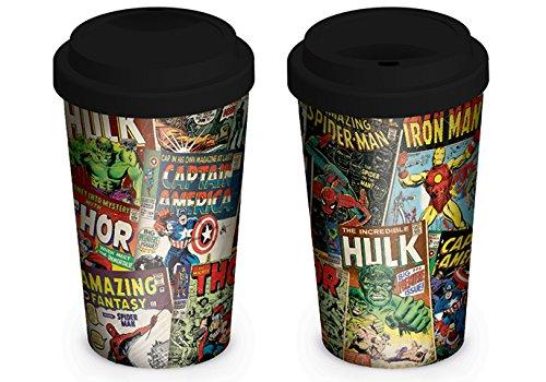 Tasse de voyage Marvel