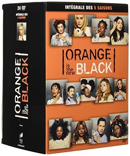 Orange is The New Black-Saisons 1 à 5