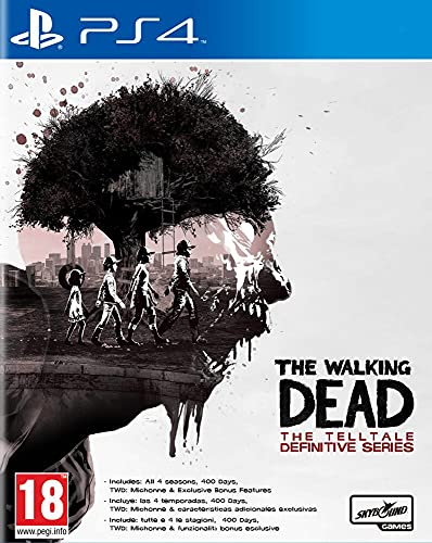 The Walking Dead Intégrale gameover.fr