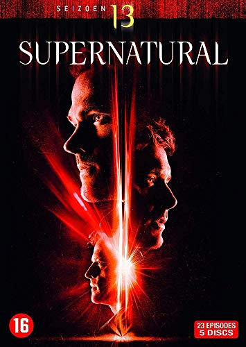 Supernatural-Saison 13 avec Version Francaise[DVD]