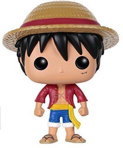 Figurine Funko Pop One Piece personnage Luffy