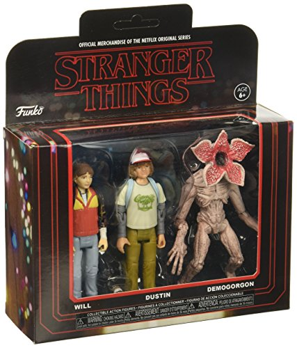 Funko Stranger Things - 3pk - Pack 2