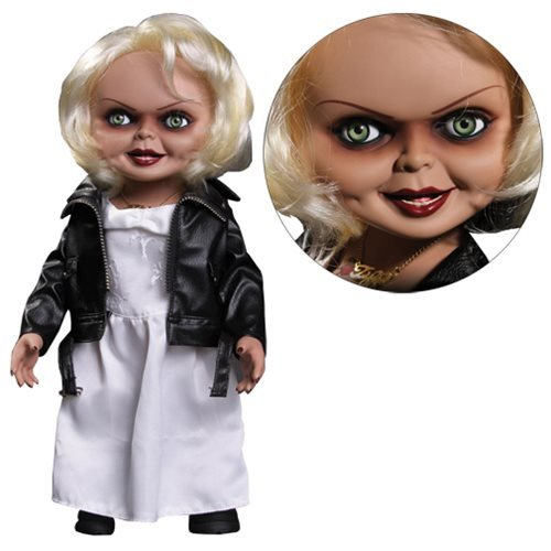 Figurine Chucky personnage Tiffany parlante