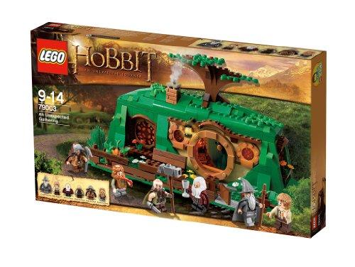 LEGO The Hobbit - 79003 - Jeu de Construction - La Rencontre à Cul-De-Sac