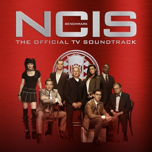Bande originale de la série NCIS version CD
