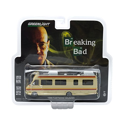 Breaking Bad - 1986 Fleetwood Bounder RV 1/64 métal