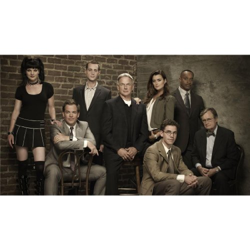 Affiche de la série NCIS