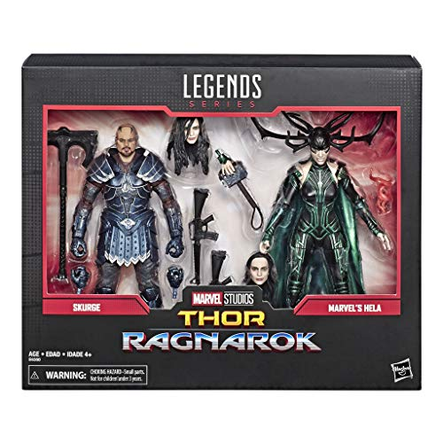 Figurine édition collector Marvel Legends personnage Thor