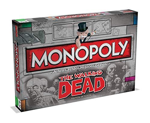 Jeu de société Monopoly The Walking Dead version française