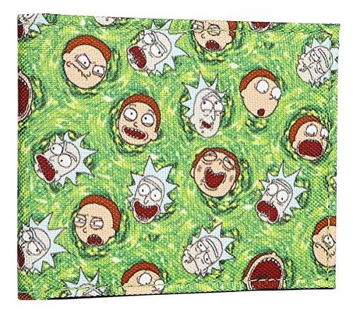 Portefeuille série Rick & Morty