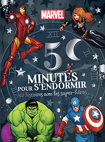 Recueil d'histoires pour s'endormir Avengers
