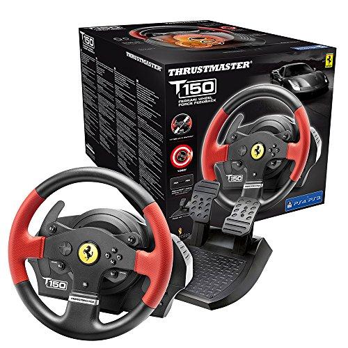 Volant gaming Ferrari