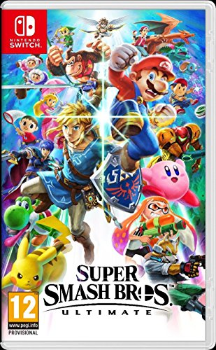 Super Smash Bros Ultimate