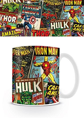 Mug en céramique Marvel