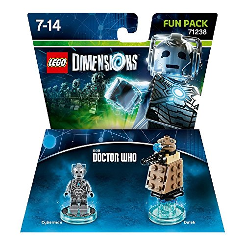 Lego dimensions figurines Doctor Who