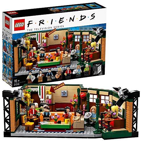 Coffret Lego le Central Perk Friends